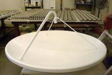 Advanced Microwave Antenna Dish