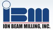 Ion Beam Milling